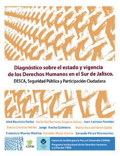 Diagnóstico sobre el estado y vigencia de los Derechos Humanos en el Sur de Jalisco: DESCA, Seguridad Pública y Participación Ciudadana